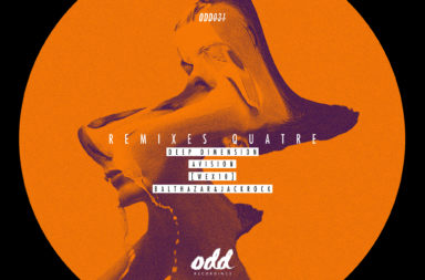 ODD031 - Various - Remixes Quatre